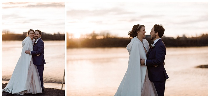 Eliza + Peter | Brick South Wedding | Portland, ME