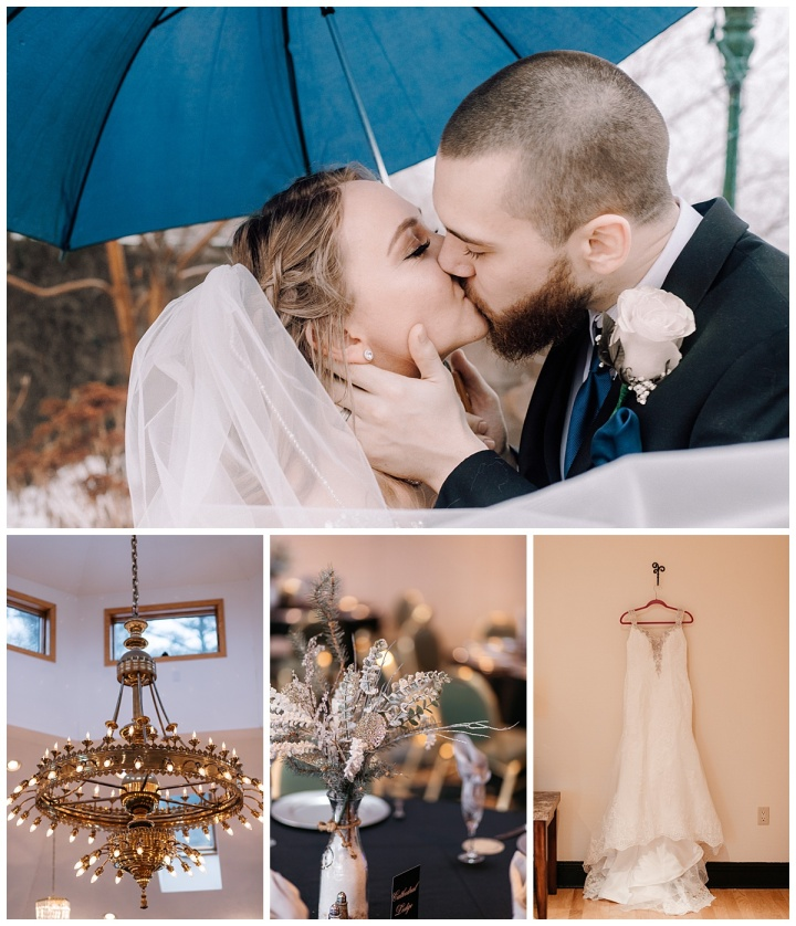 Meghan + Brandon | Wedding at Wedgewood Granite Rose | Hampstead, NH