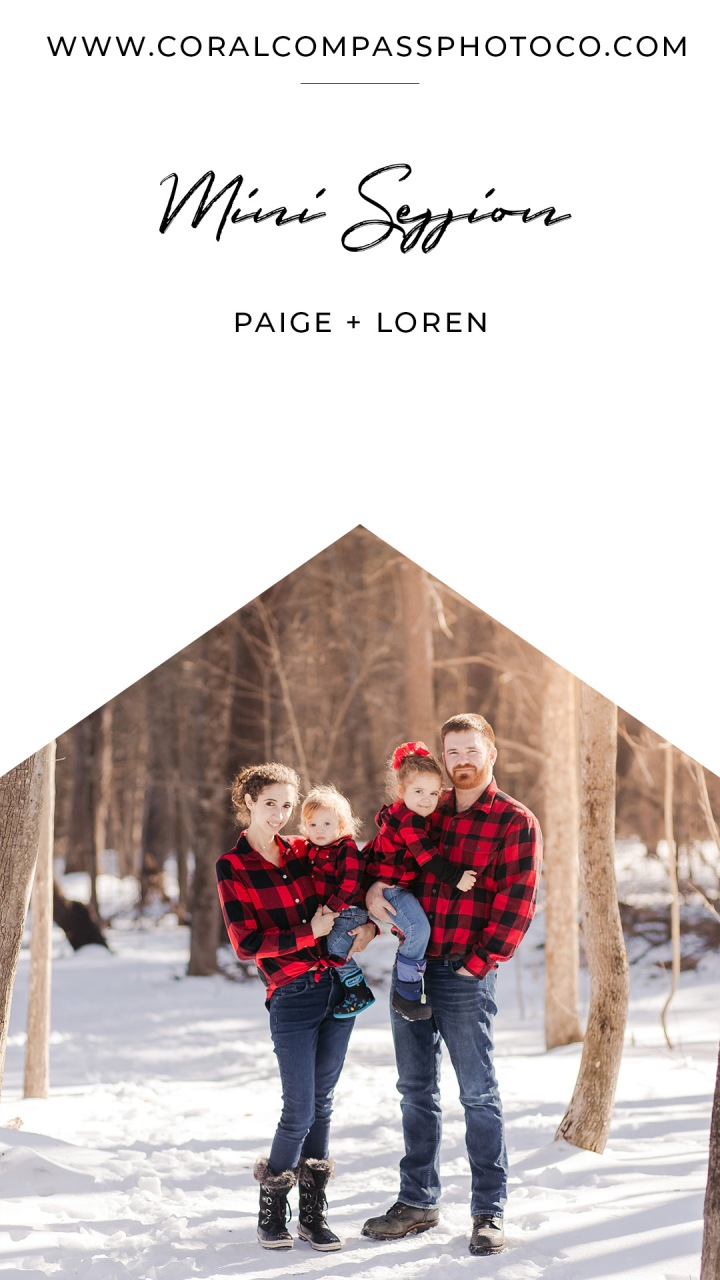 Paige + Loren | Mini Session
